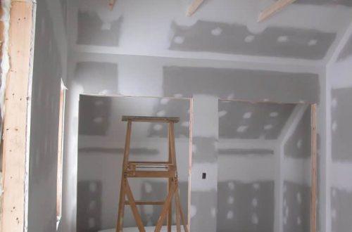 Преимущества потолка из гипсокартона